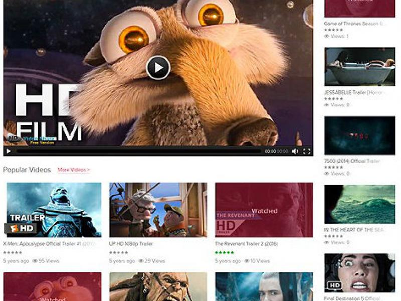 Wordpress Video Gallery - Youtube Clone Script Thumbnail