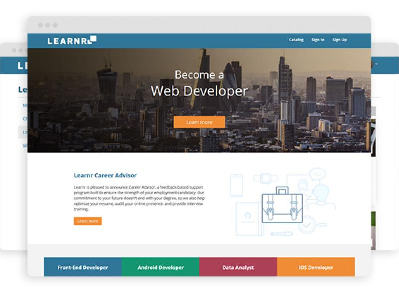 Udacity Clone Script in PHP - Learnr -  E-learning software