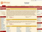 Softbiz Article Directory PHP Software Thumbnail