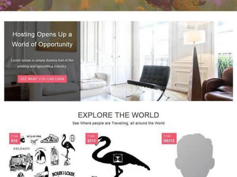 AirFinch - How Its Work on Airbnb Clone - Vacation Rental Software