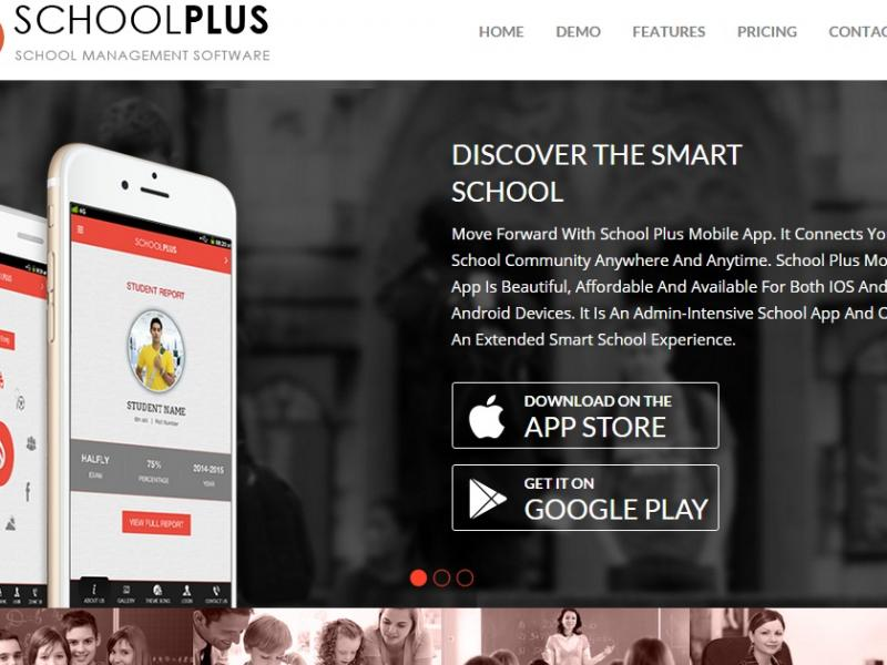SchoolPlus - School Management Software