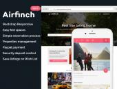 AirFinch v2.0 - AirBNB clone with iOS and Android Native Apps Thumbnail