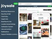 JoySale v2.0 - Carousell and Happysale Clone Script Thumbnail