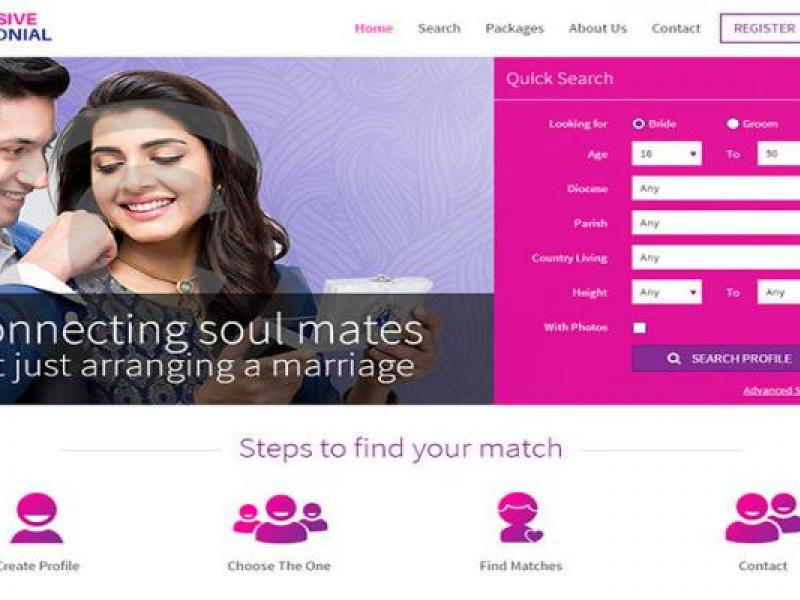 PHP Matrimonial Website Script, Marriage Match Making Script Thumbnail