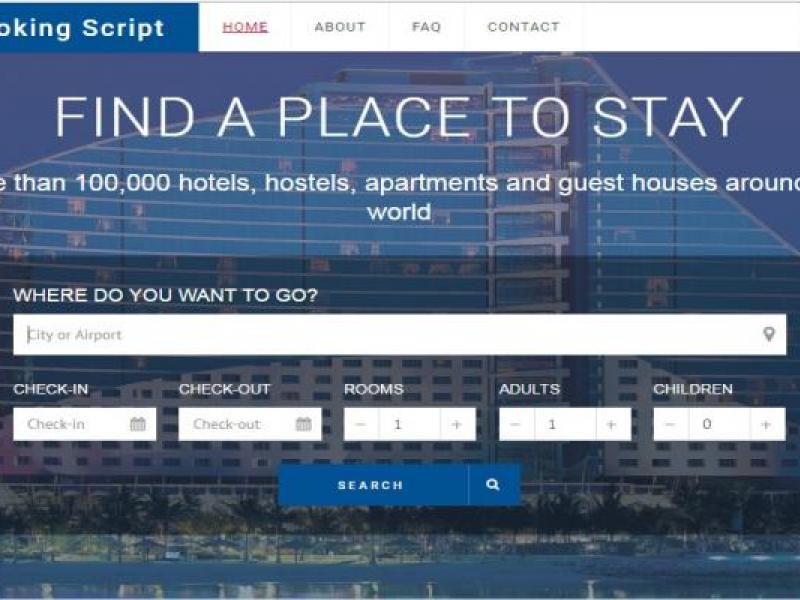 Restaurant Booking PHP Script - i- Netsolution