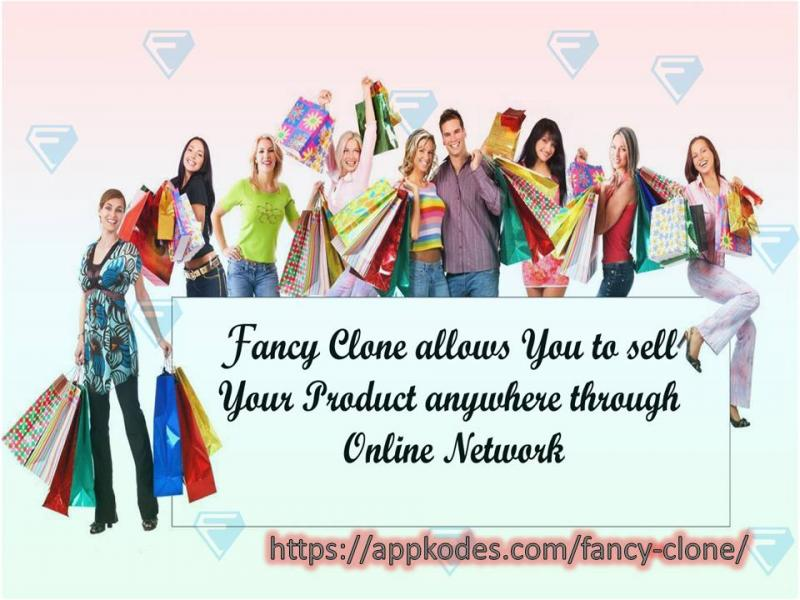 Fantacy - Fancy clone script, a Place to Explore Trendy Things Thumbnail