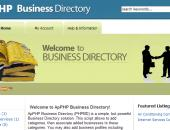 PHP Web Directory Script Thumbnail