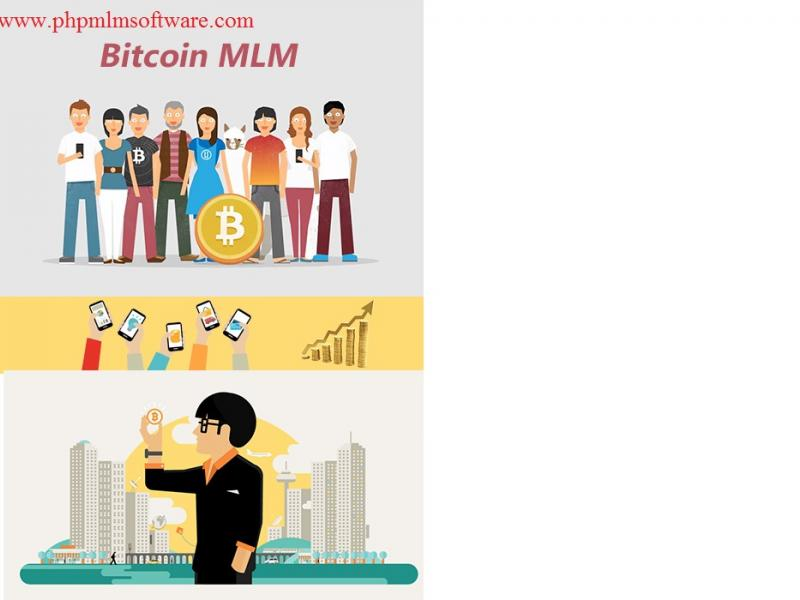 Bitcoin MLM Software, Bitcoin Website Scripts, Bitcoin MLM Plan Software Thumbnail