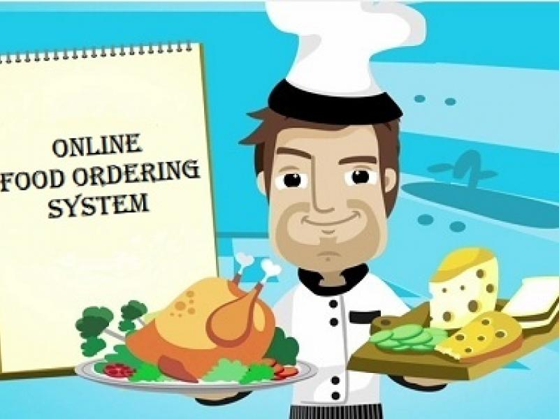 The best online food ordering system