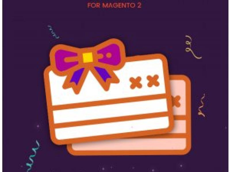 Magento 2 Gift Card Extension Thumbnail