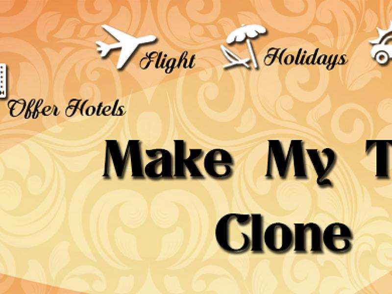 Make My Trip Clone - PHP Booking Script