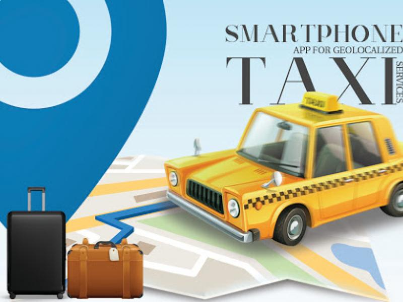 On demand taxi booking mobile app development Thumbnail