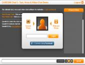 CAMCOM Chat - PHP Video Chat Software Thumbnail