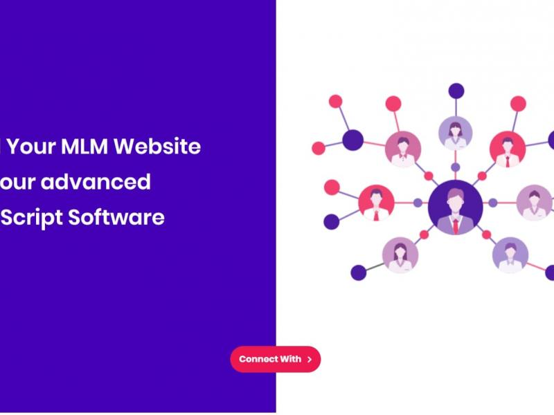 Bitcoin  MLM Software