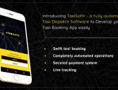 TaxiSoftr - Taxi Booking & Dispatch Software Thumbnail